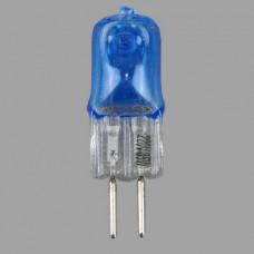 G5.3-220V-35W Галогенная лампа (Капсульная голубая )