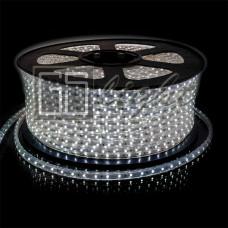 Герметичная светодиодная лента SMD 5050 60led/m 220V IP67 White