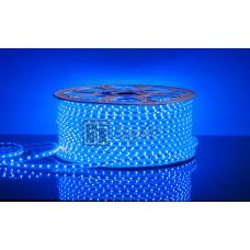 Герметичная светодиодная лента SMD 5050 60led/m 220V IP67 Blue
