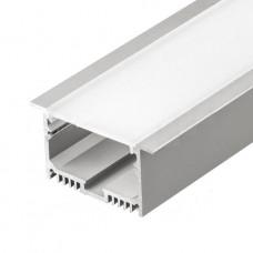 Встраиваемый алюминиевый профиль GS.6332 (без экрана) 2.0