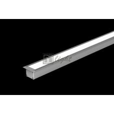 Встраиваемый алюминиевый профиль GS.4932 V2.5 (с экраном)