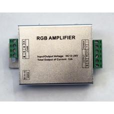 RGB-усилитель 12А ( 5/24 V, 60/288 W)