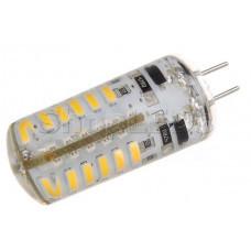 Светодиодная лампа DL220-G4-3W  (220V, 3W, 210 lm) (теплый белый 3000K)