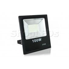 Светодиодный прожектор SMD 100W, IP65, 220V, белый