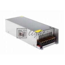 Блок питания для светодиодных лент 12V 1000W IP20
