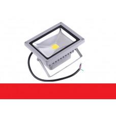 Светодиодный прожектор 50W IP65 220V Red