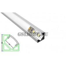 Угловой алюминиевый профиль Z309