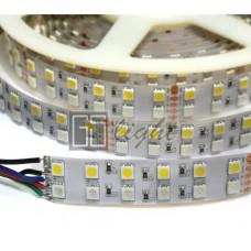 Открытая светодиодная лента SMD 5050 120LED/m IP33 24V RGB+Warm
