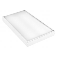 Светодиодный светильник серии Офис LE-0455 (накладной светильник) LE-СПО-03-020-0457-20Д