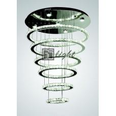 Хрустальная светодиодная люстра DW-8701